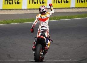 Marc Márquez revalida el título mundial de MotoGP