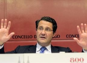 El alcade de Santiago dimitirá el lunes tras comunicárselo a su concejales en una reunión