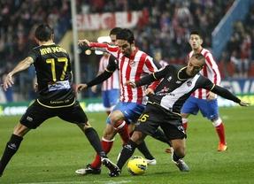 El cambio también llega al Atleti: 3-2 ante el Levante
