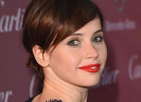 Felicity Jones protagonizará el primer 'spin off' de 'La Guerra de las Galaxias'