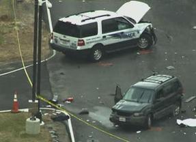 Intentan asaltar la Agencia de Seguridad Nacional de EEUU: hay, al menos, 1 muerto y 2 heridos