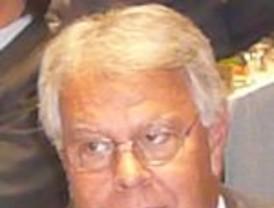 Cristina recibió a Felipe González en Olivos