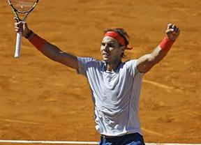Rafa Nadal reconquista Madrid tras vencer a Wawrinka