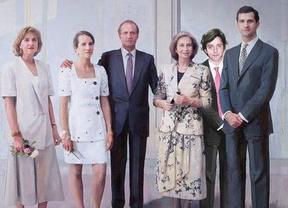 El retrato de la familia real: 20 años en pintarse y pocas horas en hacerse viral