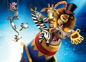 Los animales de Madagascar se van de marcha por nuestro continente y el cine europeo más premiado se apunta a la fiesta