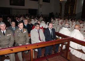 Investidura de nuevos Caballeros del Capítulo del Santo Sepulcro de Toledo