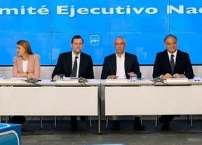 El PP, en víspera de Semana Santa y sin el discurso de Rajoy