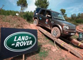 El Land Rover Discovery Challenge viaja hasta Tenerife con más aventura,emoción y solidaridad que nunca