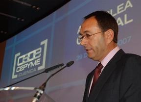 Abraham Sarrión reelegido presidente de CEOE-Cepyme en Cuenca