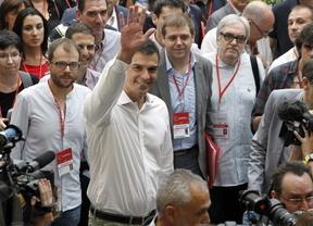 Congreso del PSOE: baño de masas de Pedro Sánchez, que promete ser