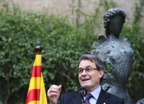 Mas dice que entre España y Cataluña existe un