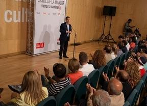 Emiliano García-Page pide que 'el voto no se quede en casa o se tire a la basura'