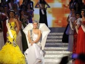 Adriana Vasini fue electa tercera finalista