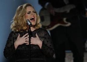 '21' de Adele supera en 500 copias al disco más vendido de Michael Jackson