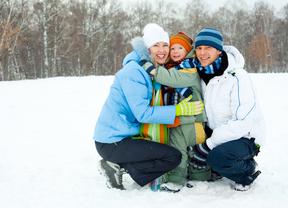 Todavía hay abiertas ocho estaciones de esquí en España