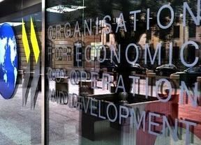 OCDE mejora las perspectivas para España: creceremos un 1% en 2014 y un 1,5% en 2015