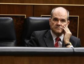 Rubalcaba, seguro de la economía española: