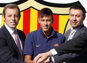 Caso Neymar: Ruz sentará en el banquillo a Bartomeu, Rosell y al Barça por fraude fiscal