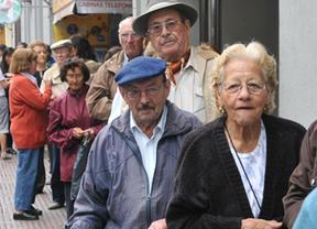 Los jubilados ya son mileuristas... de promedio: la pensión media sube un 2% respecto a julio de 2013