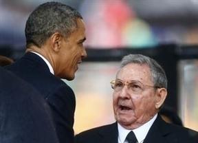 Obama y Castro rompen el hielo por teléfono antes de la esperada foto en la cumbre de Panamá