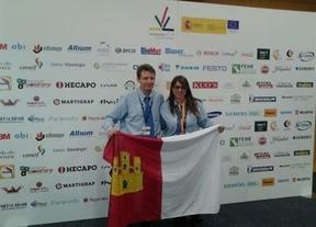 Natalia Cuesta, alumna de Guadalajara, premio Spain-Skills en FP