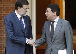 Rajoy impulsa ya el recurso de inconstitucionalidad contra el impopular 'euro por receta' de Madrid