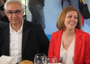 El alcalde de Illescas devolverá el carné del PP si Rajoy prescinde de Cospedal