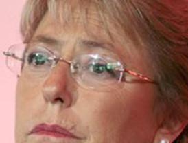 Los chilenos apoyarían una candidatura de Bachelet para 2013