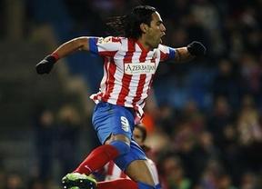 'Matador' Falcao hace más historia y él solo destroza al Dépor con una 'manita' (6-0)