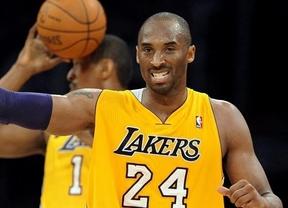 Bryant y Gasol salvan a los Lakers de otro petardo y los llevan a la victoria (97-90)