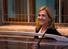 La Fiscal�a quiere llamar a declarar a la infanta Cristina: si fuera 'desimputada' tendr�a que acudir como testigo y se le reclamar�a una fianza