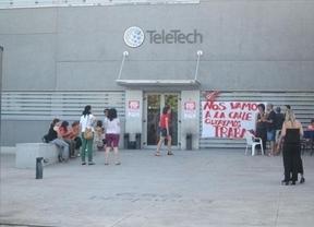 Teletech dice que ha pagado las indemnizaciones a sus ex trabajadores indefinidos
