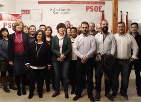 Rosa Melchor (PSOE) presenta su lista al Ayuntamiento de Alcázar de San Juan