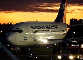 Aerolíneas Argentinas suspende todos sus vuelos internacionales en Ezeiza