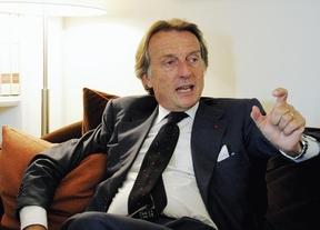Montezemolo percibirá una indemnización de 27 millones tras su salida de Ferrari