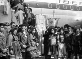 Iberia cumple 50 a�os en Per�