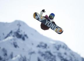 Queralt Castellet protagoniza un nuevo patinazo en Sochi, se cae en la final y acaba undécima