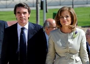 Los Aznar comunican que pagarán las clases de golf al Club de Campo que las ofreció por 'cortesía'