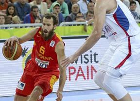 España despeja las dudas: destroza a Serbia (60-90) y se mete en semifinales