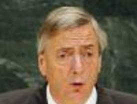 Kirchner pidió que el cuidado de las reservas naturales sea tomado como pago de deuda externa