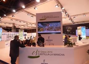 Los países asiáticos se interesaron por la oferta turística de Castilla-La Mancha en Fitur