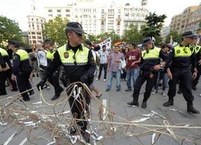 Los sindicatos policiales llaman a una macroconcentración este sábado frente a Interior en contra de los recortes