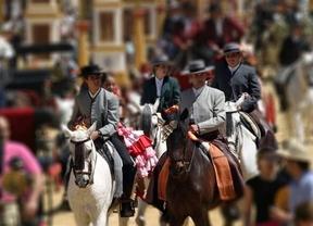 Jerez se engalana para celebrar su famosa Feria del Caballo