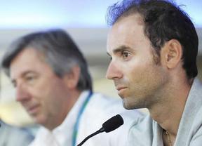 Alejandro Valverde ve superior a Froome pero se ve en condiciones de ganarle el Tour