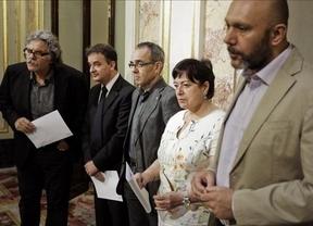 IU, ERC y BNG queiren colocar la lupa sobre las cuentas de la Casa Real