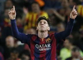 El mejor Messi 'asesina' deportivamente a su protector Guardiola: el Barça, cerca de la final (3-0) de Champions
