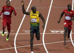 'SuperBolt', el más rápido sobre la Tierra, revienta a sus rivales del 100 y repite oro olímpico