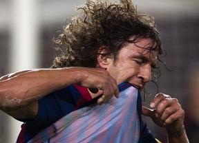 Puyol se lesiona otra vez y es baja para la Copa del Rey ¿y para la Eurocopa?