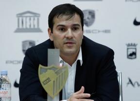 El Málaga estalla contra el árbitro que los eliminó en Dortmund, la UEFA y Platini