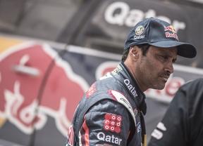 Al-Attiyah afianza el liderato con su quinta victoria de etapa
